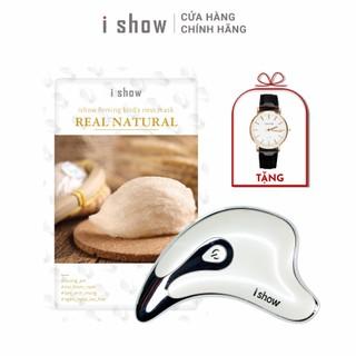[TẶNG 1ĐỒNG HỒ] Combo Máy massage ion 2 chế độ + HỘP Mặt nạ tổ yến ngăn ngừa lão hóa - CB-ION-Y thumbnail