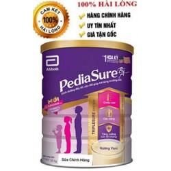 Sữa bột Pedia Sure 1600g date mới nhất uy tín chất lượng