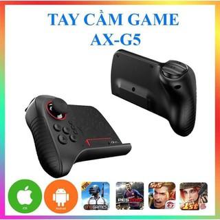 Tay cầm chơi game G5 bắn PUBG - tay game G5 bluetooth thumbnail