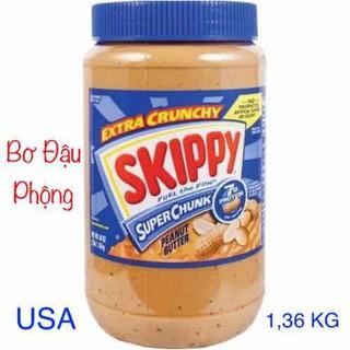 BƠ ĐẬU PHỘNG SKIPPY SUPER CHUNK PEANUT BUTTER - KNC333 thumbnail