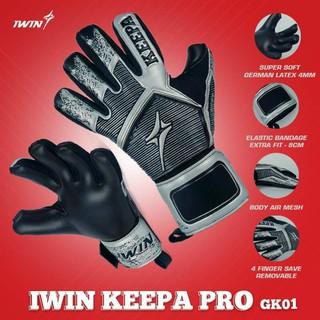 Găng tay thủ môn IWIN Keepa Pro GK 01 - gtgk1 thumbnail