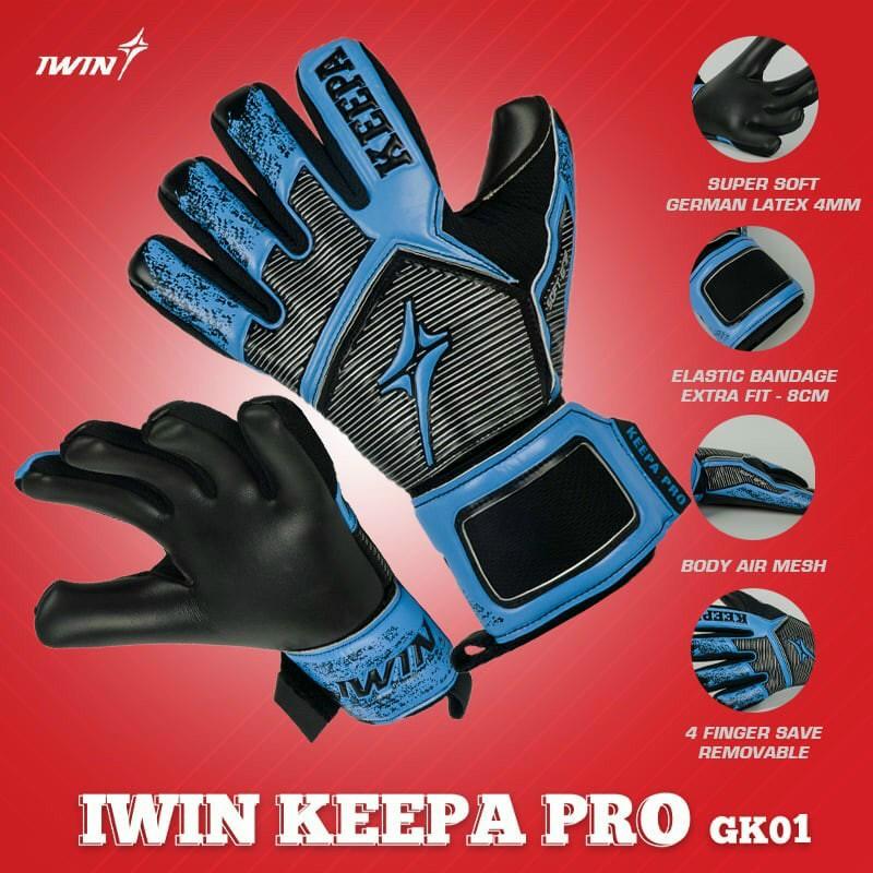 Găng tay thủ môn IWIN Keepa Pro GK 01 - gtgk1 3