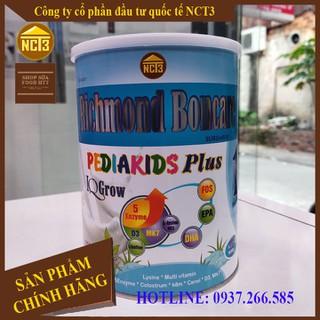 Sữa Bột Cho Trẻ từ 1-15 tuổi Richmond Boncare PEDIA KIDS Plus (900G) ( chính hãng công ty NCT3 ) - h008 thumbnail