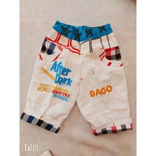 quần kaki bé trai dễ thương cạp quần ngôi sao - quankktsao thumbnail