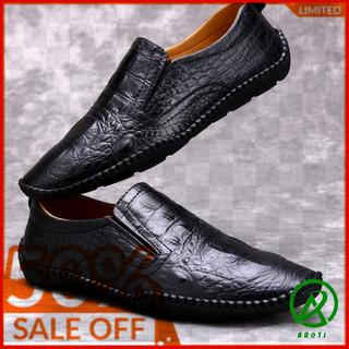 Giày Lười Nam Đẹp - GLND19 L548-DEN thumbnail