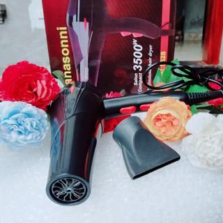 Máy sấy tóc tạo kiểu 2400W có chế độ ấm và mát - máy sấy tóc pana h - máy sấy 3 thumbnail