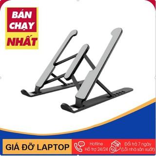 Chân đỡ laptop - Giá đỡ laptop - Giá đỡ laptop gấp gọn thumbnail