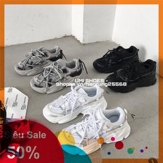 ( TỔNG KHO ) Giày thể thao nữ đế mũi tên nâng độn đế 5cm mẫu mới - SKU9-s1x thumbnail