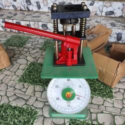 máy bấm đầu ống áp lực cao-nén thủy lực 3 tấn