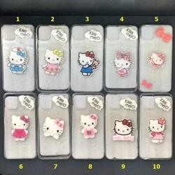 Ốp Lưng iPhone 11 Pro Max Dẻo Trong Lưng Cứng Không Ố Vàng Hình Hello Kitty
