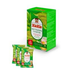 XieXie _ 80g Bánh trứng nướng TRÀ XANH MATCHA nhập khẩu Đài Loan, GIÒN TAN, BỮA ĂN NHẸ bổ sung NĂNG LƯỢNG