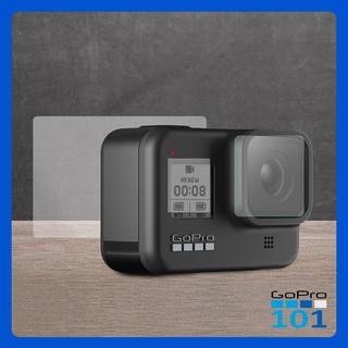 Dán cường lực gopro8 trước sau - GOPRO HERO 8 độ cứng 9H - Gopro101 - GP50 thumbnail