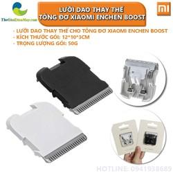 Tông đơ cắt tóc Xiaomi Enchen Humming bird 3 lưỡi dao 10W độ ồn thấp – Bảo Hành 6 Tháng