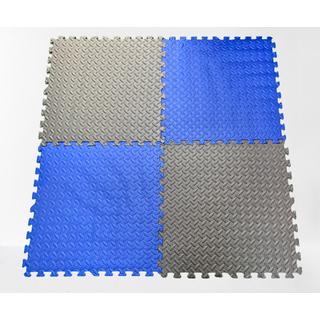 Combo 8 tấm Thảm Xốp Vân Khế kích thước (60x60x1.0cm) - HL00017 thumbnail