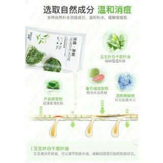 Mặt nạ dưỡng ẩm dịu nhẹ chăm sóc da tinh chất thiên nhiên - 010 thumbnail