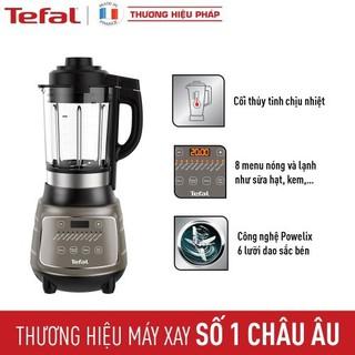 Máy làm sữa hạt sinh tố 1300W Tefal - XAY010007 thumbnail
