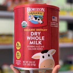 Sữa Tươi Dạng Bột Horizon Organic 870g Mỹ