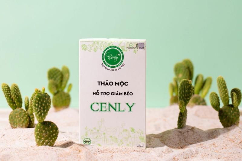 Sỉ 5 Hộp Thảo Mộc Giảm Cân CENLY Organic TẶNG 1 (Hộp 30 viên) - 015 2