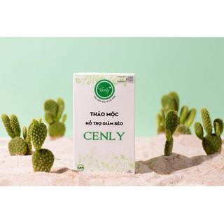 Sỉ 5 Hộp Thảo Mộc Giảm Cân CENLY Organic TẶNG 1 (Hộp 30 viên) - 015 4