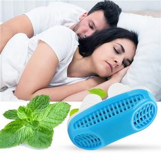 Dụng cụ chống ngáy khi ngủ, lọc không khí đa năng 2 in 1 - Dụng cụ chống ngáy khi ngủ thumbnail