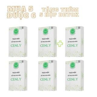 Sỉ 5 Hộp Thảo Mộc Giảm Cân CENLY Organic TẶNG 1 (Hộp 30 viên) - 015 thumbnail