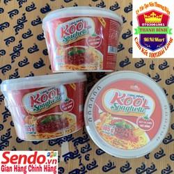 Mì trộn Kool Spaghetti Cung Đình bát 1 bát, 5 bát