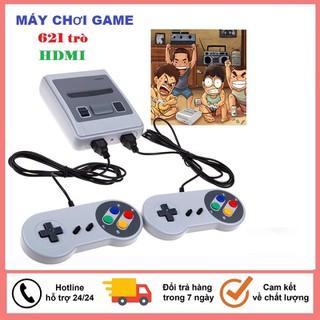 Máy chơi game điện tử 4 nút HDMI 621 trò Cổng HDMI xuất hình ảnh Full HD - Máy chơi game thumbnail