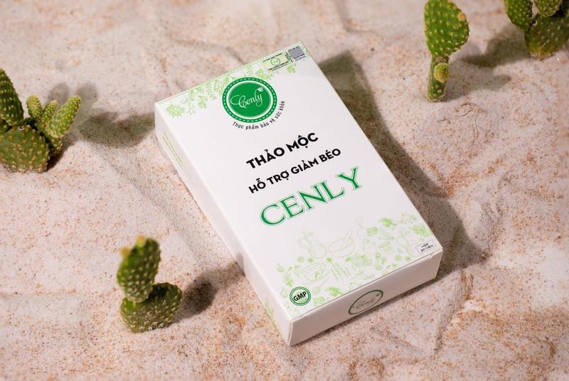 Sỉ 5 Hộp Thảo Mộc Giảm Cân CENLY Organic TẶNG 1 (Hộp 30 viên) - 015 1