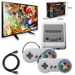 Máy chơi điện tử 4 nút HDMI SNES Super NES 621 trò chơi - Máy chơi game 621 trò thumbnail