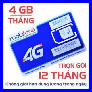 SIM 4G MOBI TỐC ĐỘ CAO- SIM 4G MOBI MDT250A - MOBI 1 NĂM thumbnail