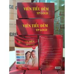 Viên Tiểu Đêm Tp Gold giúp bổ thận, tăng cường chức năng bàng quang, hỗ trợ tiểu đêm, tiểu rát, tiểu không tự chủ