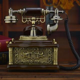 Điện thoại bàn cổ điển DT04 [ĐƯỢC KIỂM HÀNG] 43497444 - 43497444 thumbnail