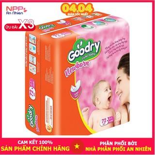 Miếng lót sơ sinh Goodry 56 miếng- NPP AN NHIÊN - gXEUwhxPhF thumbnail