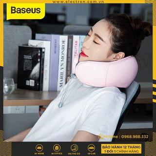 Gối mềm chữ U chống mỏi cổ, vai gáy Baseus Thermal Series Memory Foam U-Shaped Neck Pillow - FMTZ-0G thumbnail