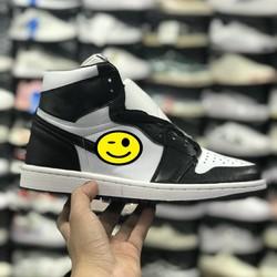 Giày Air Force Jodan panda cổ cao