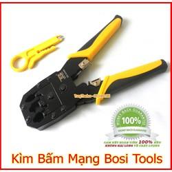 Kìm Bấm Mạng Bosi Tools