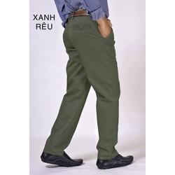 Quần Dài KaKi trung niên dành cho Nam cho công sở, phong cách thời trang cao cấp lịch sự, form đứng dáng , chất vải đứng và thoáng mát