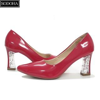 Giày nữ , giày cao gót SODOHA - 535R thumbnail