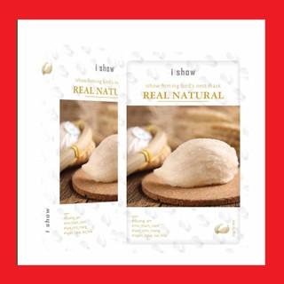 1 Miếng Mặt nạ Yến Ishow Firming Bird s Nest Chống Lão Hóa & Bổ Sung Collagen - ISHOWYENMIENG thumbnail