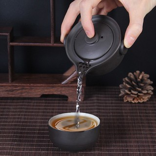 Bộ ấm chén độc ẩm tử sa pha trà tinh hoa trà đạo - BTPKAmChen_BoAmChenDocAm thumbnail