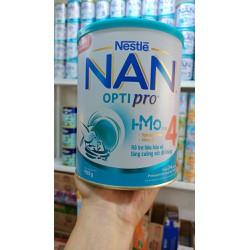Sữa bột Nan 4 900g mẫu 2021 [date 12/2022]
