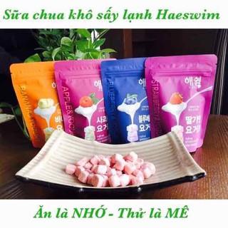 [Date 7 2022] Sữa chua khô sấy lạnh Haeswim cho bé từ 7 tháng - 505 thumbnail