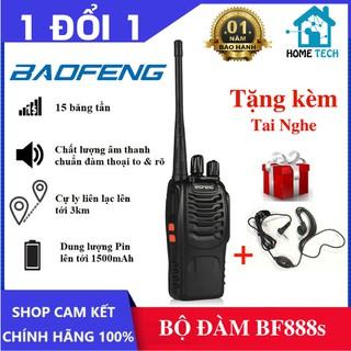 Bộ Đàm Baofeng 888s - Bộ Đàm thumbnail