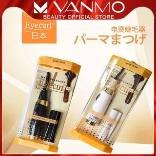 Máy Uốn Mi Dùng Pin VANMO Với 2 Mức Độ Nhiệt Nóng Tạo Đôi Mi Công Đẹp Tự Nhiên - 009095 thumbnail