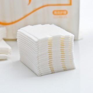 Bông tẩy trang cotton 222 miếng - Bông tẩy trang cotton gói 222 miếng thumbnail