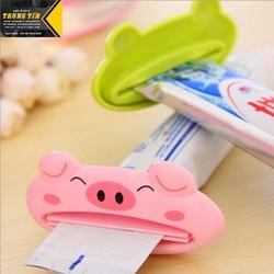 Dụng cụ kẹp kem đánh răng tiết kiệm