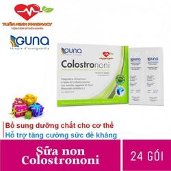 Colostrononi – Hỗ trợ giảm táo bón, cải thiện hệ tiêu hóa, tăng cường miễn dịch (24 gói)