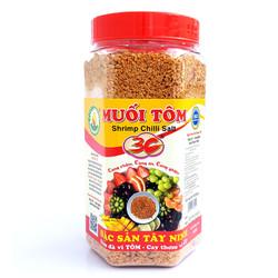 Siêu tiết kiệm hủ 450gr muối tôm 3C đặc sản Tây Ninh thơm nồng vị Tôm top đồ gia vị bán chạy