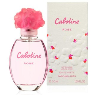NƯỚC HOA NỮ CABOTINE ROSE EDT 50ML CHÍNH HÃNG - 8808 thumbnail