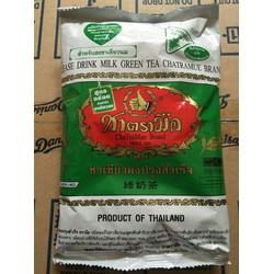 Trà Thái xanh - Hàng chuẩn nội địa Thái Lan